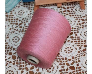 Беби альпака/PVA Pecci Filati art ALPACA , цвет приглушенный розовый с редкими белыми вкраплениями