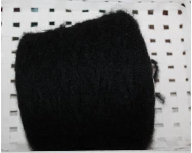 Пряжа с альпакой  Pecci Filati art Fiocco, цвет черный