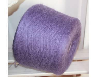 Пряжа супер кид мохер Linea Piu art Kalimba, цвет лиловый лавандовый