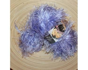 Пряжа травка Charme, цвет сиренево-лиловый