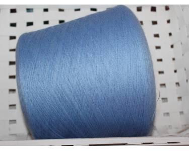 Шерсть 100 %, гребенная Profilo art Chiara, цвет голубой