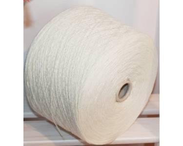Пряжа шерсть 100 % шетланд art E XMS01534 Nadir, цвет белое сливочное масло
