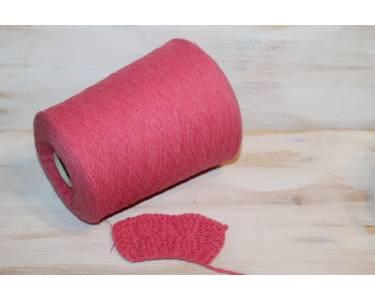 Пряжа EYRE шерсть ягненка/полиамид розовый коралл