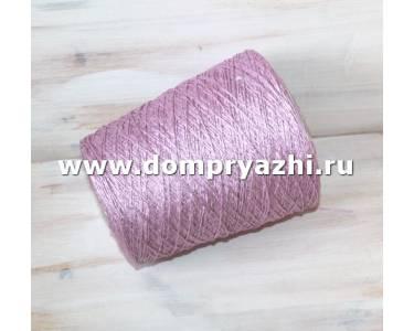 Пряжа NUOVO елк/акрил, цвет розовая орхидея