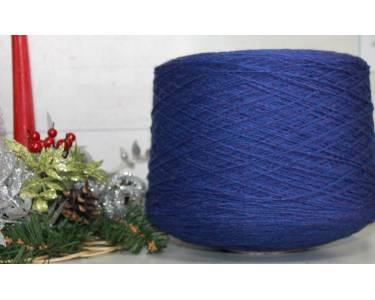 Пряжа Шерсть/пл Filar Wool, цвет синий-фиолетовый меланж (13222)